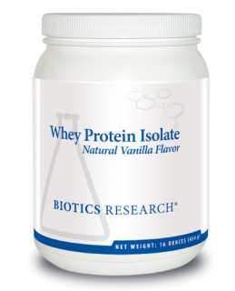 Whey Protein Isolate - Vanilla
