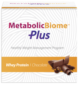MetabolicBiome™ Plus 7-Day Kit - Whey Protein - Chocolate