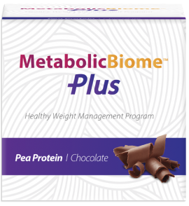 MetabolicBiome™ Plus 7-Day Kit - Organic Pea Protein - Chocolate