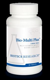 Bio-Multi Plus™ Iron Free
