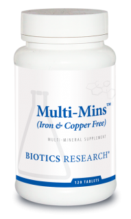 Multi-Mins™ Iron & Copper Free
