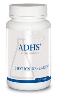 ADHS® - 120 Tablets